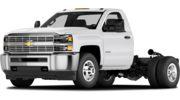 2021 - Silverado 3500HD Chassis - Chevrolet