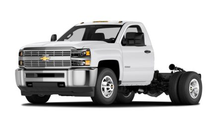 2020 Chevrolet Silverado 3500HD Chassis Work Truck