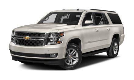 2018 Chevrolet Suburban Commercial Fleet