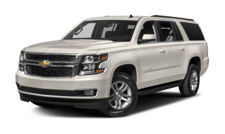 2018 Chevrolet Suburban Commercial Fleet