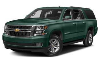 2017 Chevrolet Suburban - Woodland Green