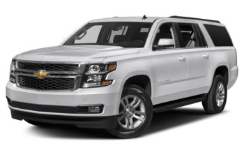 2018 Chevrolet Suburban 3500HD - Summit White
