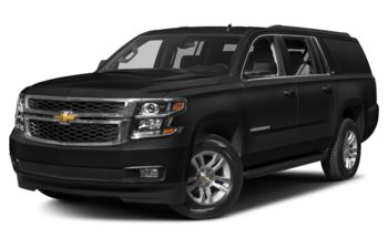 2018 Chevrolet Suburban 3500HD - Black