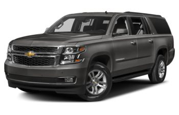 2017 Chevrolet Suburban - Tungsten Metallic