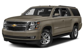 2018 Chevrolet Suburban 3500HD - Pepperdust Metallic