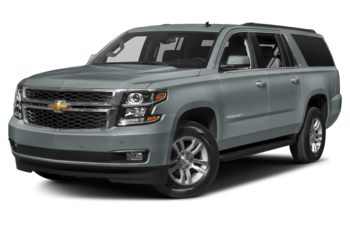 2018 Chevrolet Suburban - Satin Steel Metallic