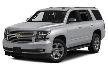 2017 Chevrolet Tahoe - Silver Ice Metallic