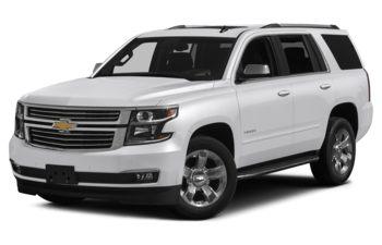 2017 Chevrolet Tahoe - Summit White