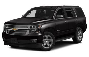2017 Chevrolet Tahoe - Black