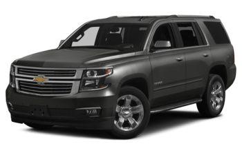 2017 Chevrolet Tahoe - Tungsten Metallic