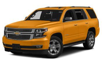 2017 Chevrolet Tahoe - Wheatland Yellow