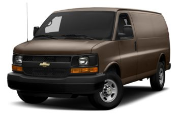 2017 Chevrolet Express 2500 - Brownstone Metallic