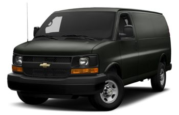 2018 Chevrolet Express 3500 - Graphite Metallic