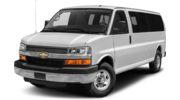 2018 Chevrolet Express 3500