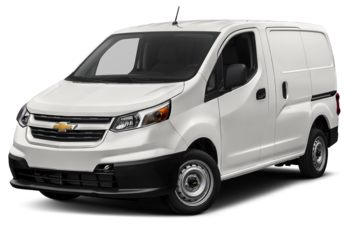 2017 Chevrolet City Express - Designer White