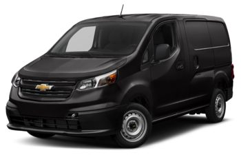 2017 Chevrolet City Express - Black Pipe