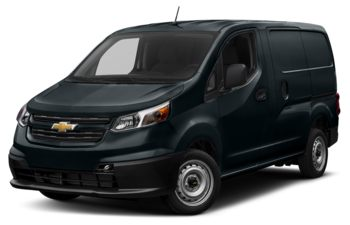 2017 Chevrolet City Express - Blue Ink