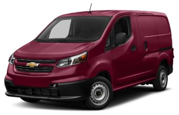 2017 Chevrolet City Express - Furnace Red