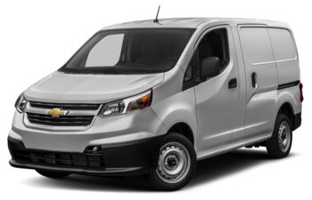 2017 Chevrolet City Express - Galvanized Silver