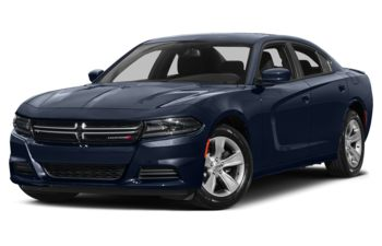 2017 Dodge Charger - Jazz Blue Pearl