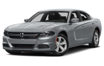 2017 Dodge Charger - Billet Metallic