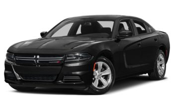 2017 Dodge Charger - Pitch Black