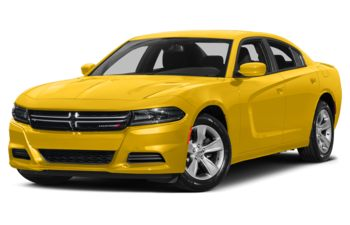 2017 Dodge Charger - Yellow Jacket