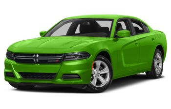 2017 Dodge Charger - Green Go