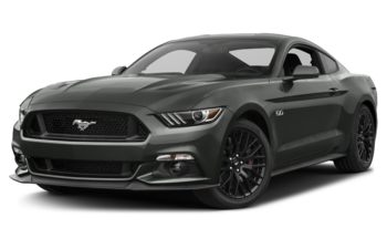 2017 Ford Mustang - Magnetic Metallic