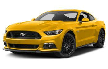 2017 Ford Mustang - Triple Yellow Tri-Coat