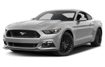 2017 Ford Mustang - Ingot Silver Metallic
