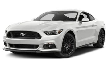 2017 Ford Mustang - Oxford White