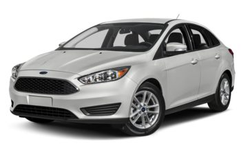 2018 Ford Focus - Oxford White