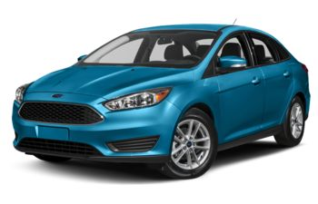 2017 Ford Focus - Blue Candy Metallic Tinted Clearcoat