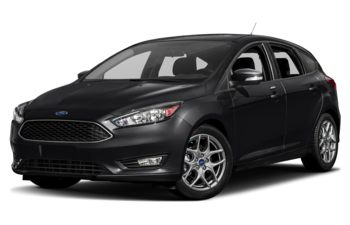 2018 Ford Focus - Shadow Black