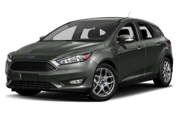 2018 Ford Focus - Magnetic Metallic