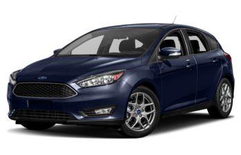 2017 Ford Focus - Kona Blue Metallic