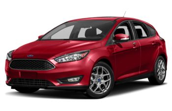 2017 Ford Focus - Race Red