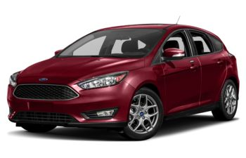 2017 Ford Focus - Ruby Red Metallic Tinted Clearcoat