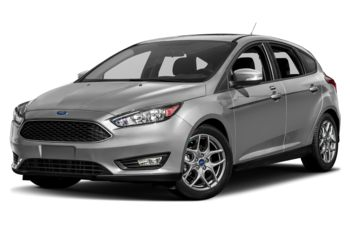 2018 Ford Focus - Ingot Silver Metallic