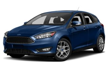 2018 Ford Focus - Lightning Blue Metallic