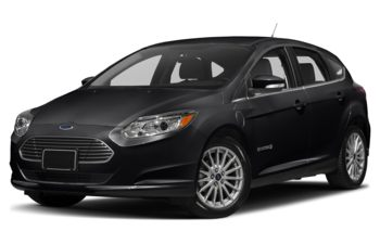 2018 Ford Focus Electric - Shadow Black