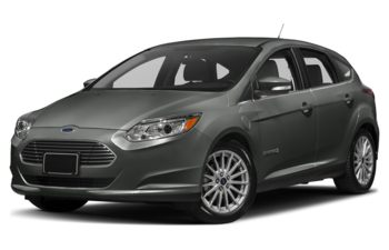 2018 Ford Focus Electric - Magnetic Metallic