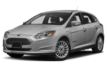 2018 Ford Focus Electric - Ingot Silver Metallic