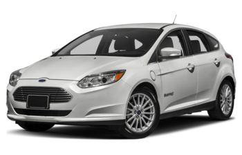 2018 Ford Focus Electric - Oxford White