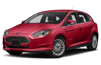 2018 Ford Focus Electric - Hot Pepper Red Metallic Tinted Clearcoat