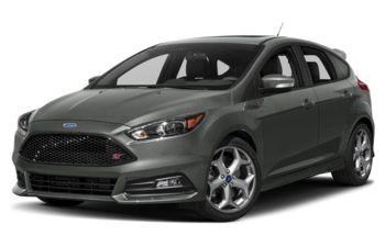 2018 Ford Focus ST - Magnetic Metallic