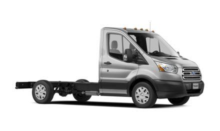 2019 Ford Transit-350 Cutaway Base