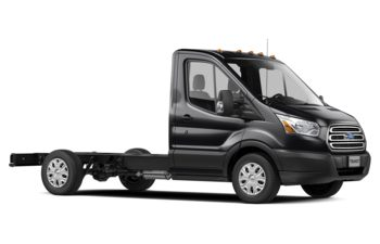 2018 Ford Transit-350 Cutaway - Shadow Black