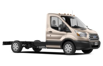 2018 Ford Transit-250 Cutaway - White Gold Metallic